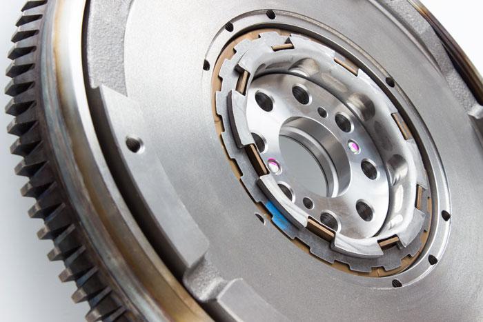 Engine Flywheel Grinding