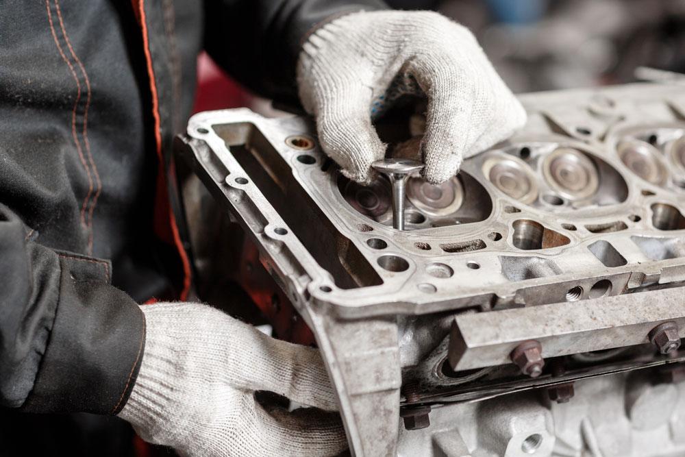 Engine Setting Valves